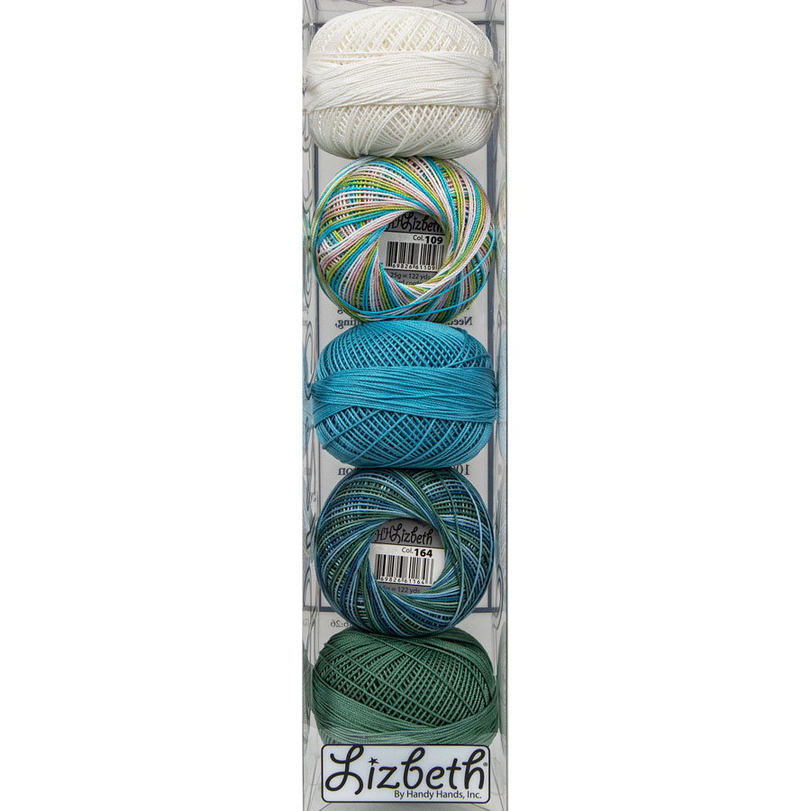 Lizbeth Specialty Pack - Country View Mix - Size 10