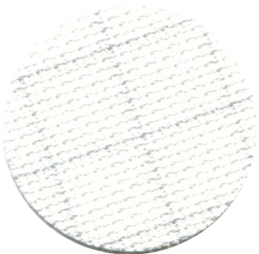 Aida Easy Ct Grid White/Grey 43 In W
