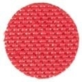 Hardanger Linen Revolutionary Red 55 In W