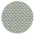 Hardanger Linen Patriotic Gray 55 In W
