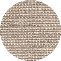 Linen Natural Brown Undyed (Variegated) 55 In W