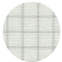 Lugana Murano Easy Ct Grid White/Grey 55 In W