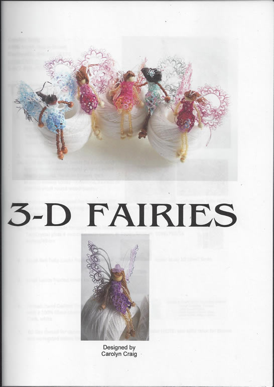 3D Fairies by Carolyn Craig