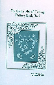 Gentle Art of Tatting Pattern Book No 1