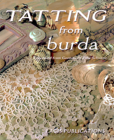 Tatting from Burda