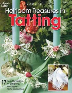 Heirloom Treasures in Tatting (T282)