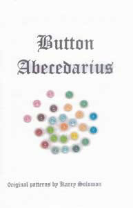 Button Abecedarius (Karey Solomon)