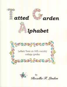Tatted Garden Alphabet