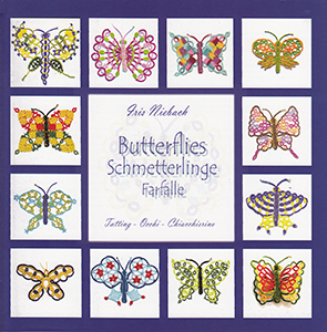 Butterflies (Iris Niebach) - Tatting Book