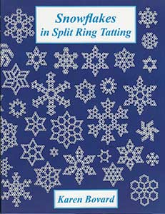 Snowflakes in Split Ring Tatting (Bovard)