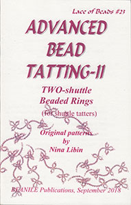 Advanced Bead Tatting-II #23 (Libin)