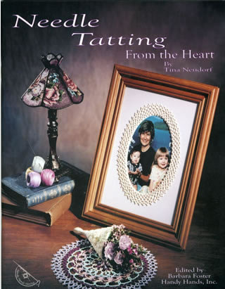 Needle Tatting From the Heart (T190)