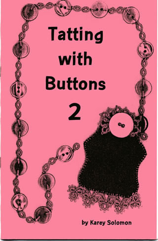 Tatting with Buttons 2