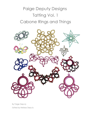 Tatting Vol. 1 - Cabone Rings and Things (Deputy)