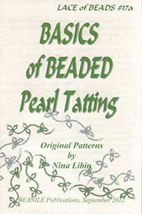 Lace of Beads #17A Pearl Tatting (Libin)