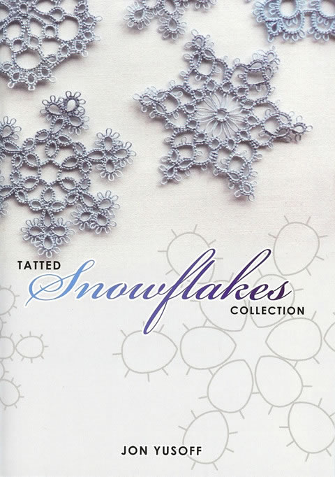 Tatted Snowflakes Collection by Jon Yusoff