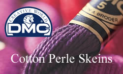 DMC Cotton Perle Skeins