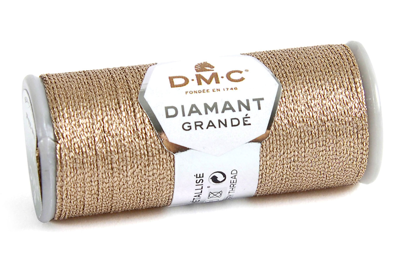 DMC Diamant Grande - G225 - Rose Gold