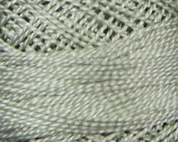 DMC Perle Cotton Size 8 - Antique Silver (524)
