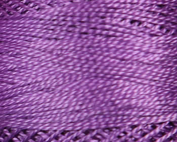 DMC Perle Cotton Size 8 - Amethyst-Med (553)