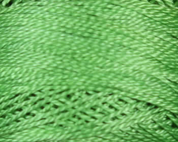 DMC Perle Cotton Size 8 - Apple Green-Dk (703)