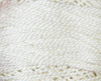 DMC Perle Cotton Size 8 - Ivory (712)