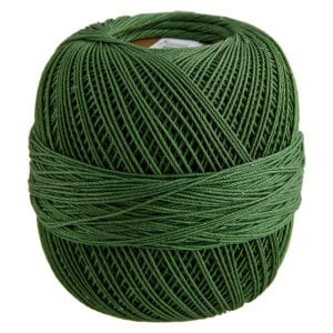 Elisa Thread Size 10 - Forest Green
