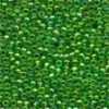 MH Glass Seed Beads - 00167 - Christmas Green