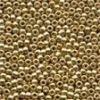 MH Glass Seed Beads - 00557 - Old Gold