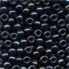MH Size 6 Glass Beads - 16002 - Midnight