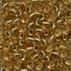 MH Size 6 Glass Beads - 16011 - Victorian Gold