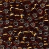 MH Size 6 Glass Beads - 16606 - Brilliant Bronze