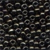 MH Size 6 Glass Beads - 16607 - Umber
