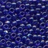 MH Size 6 Glass Beads - 16612 - Opal Periwinkle