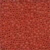 MH Frosted Seed Beads - 62013 - Frosted Red Red