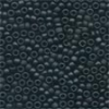 MH Frosted Seed Beads - 62014 - Frosted Black