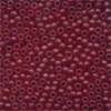 MH Frosted Seed Beads - 62032 - Frosted Cranberry