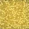 MH Frosted Seed Beads - 62041 - Frosted Buttercup