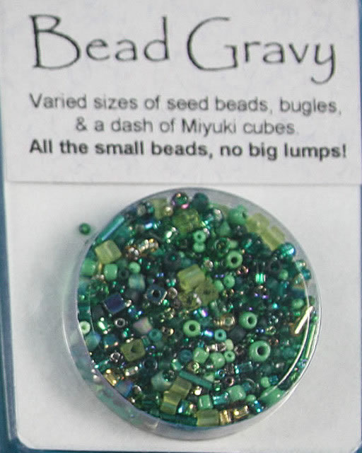 Bead Gravy - Green Pesto