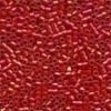 MH Magnifica Seed Beads - 11071 - Opal Cinnamon Red