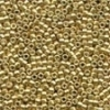 MH Magnifica Seed Beads - 11076 - Gold