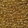 MH Size 8 Glass Beads - 18011 - Victorian Gold