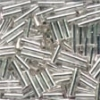 Mill Hill Bugle Beads, Sm - Ice - 11/0 x 6mm