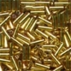 Mill Hill Bugle Beads, Sm - Victorian Gold - 11/0 x 6mm
