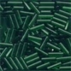 Mill Hill Bugle Beads, Sm - Creme de Mint - 11/0 x 6mm