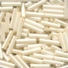 Mill Hill Bugle Beads, Med - Cream - 11/0 x 9mm