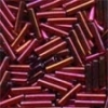 Mill Hill Bugle Beads, Med - Royal Plum - 11/0 x 9mm