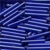 Mill Hill Bugle Beads, Lg - Royal Blue - 11/0 x 15mm