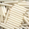 Mill Hill Bugle Beads, Lg - Cream - 11/0 x 15mm