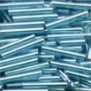 Mill Hill Bugle Beads, Lg - Aqua Ice - 11/0 x 15mm